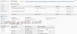 WPRobot free Download Nulled cracked version 2.12 1 - e-Padi.com