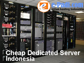 Cheap dedicated server Indonesia