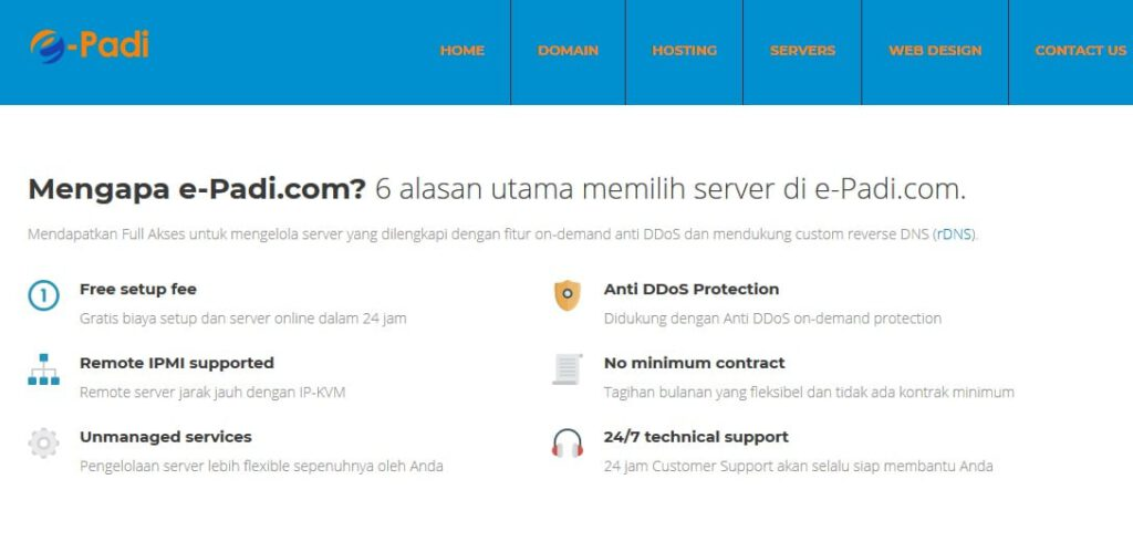 Dedicated Server Murah Bagus Di Indonesia
