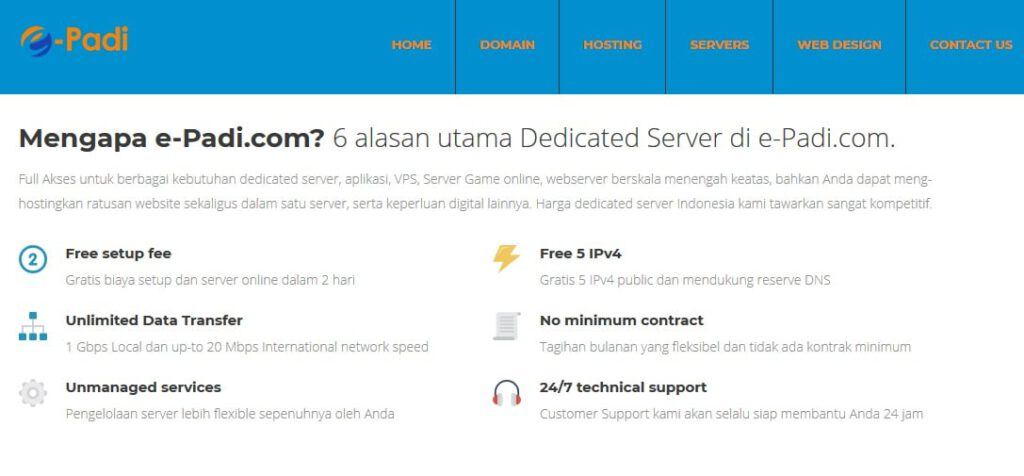 Kelebihan Dan Kekurangan Dedicated Server Hosting