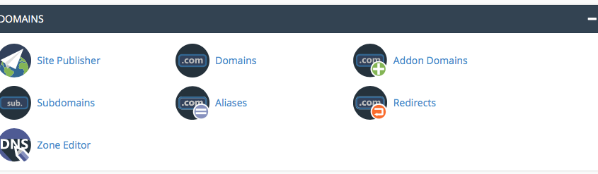 how to addon domain cpanel
