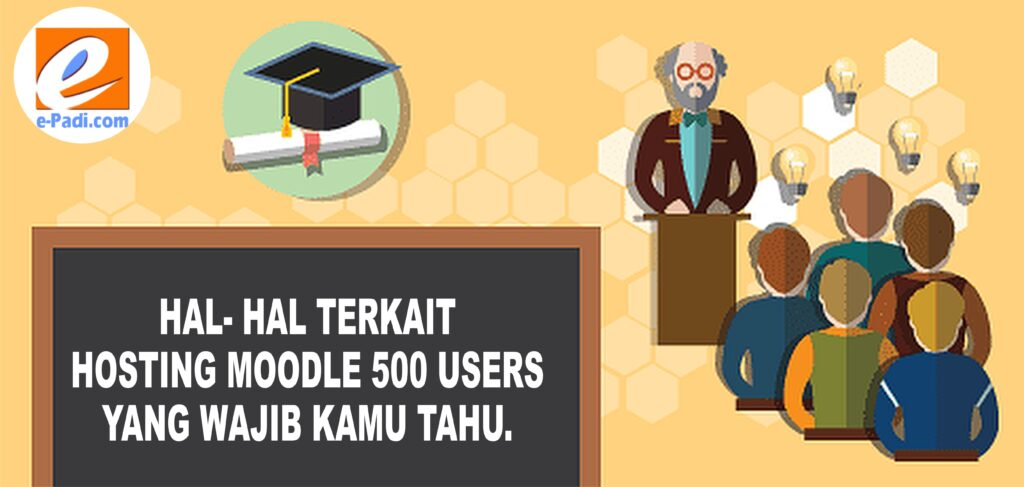 hosting moodle 500 users Graphic1